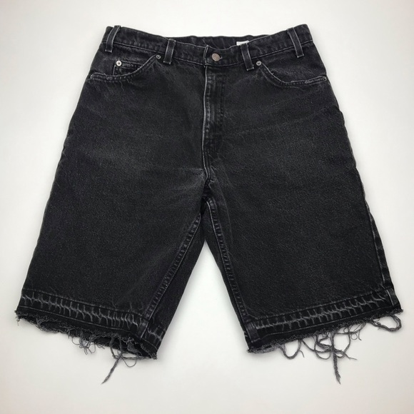 Levi's Other - Vintage Levi's 550 Orange Tab Raw Shorts Re/Done